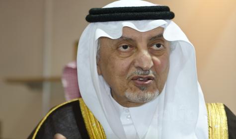 مستشار خادم الحرمين وأمير منطقة مكة - سمو الأمير خالد الفيصل آل سعود