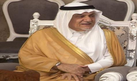 رئيس الاستخبارات الأسبق - سمو الأمير تركي الفيصل